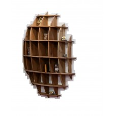 Shelf type shell 133cm x 184cm x 32cm from OAK